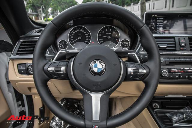 Bán BMW 428i Convertible, chủ xe chia sẻ: Độ tốn tiền mà bán lỗ đến muộn phiền - Ảnh 8.