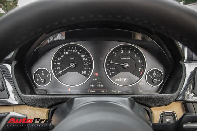 Bán BMW 428i Convertible, chủ xe chia sẻ: Độ tốn tiền mà bán lỗ đến muộn phiền - Ảnh 9.