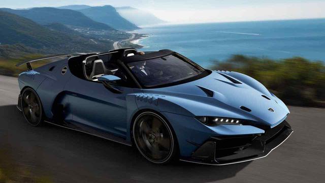 Giảm 1kg đắt hơn thêm 1 công suất: 10 dòng xe xuất sắc với khung thân thuần sợi carbon  - Ảnh 3.