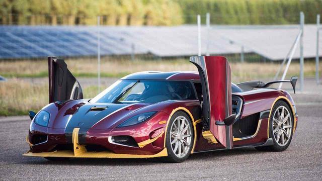 Giảm 1kg đắt hơn thêm 1 công suất: 10 dòng xe xuất sắc với khung thân thuần sợi carbon  - Ảnh 4.