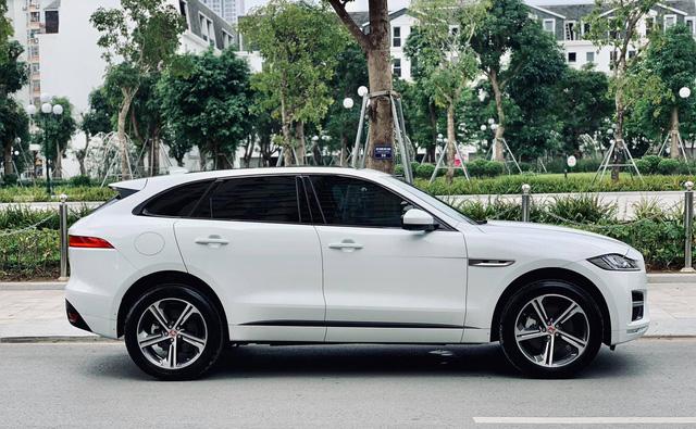 Mới lăn bánh 868 km, Jaguar F-Pace R-Sport đã bị đại gia Việt bán vội với giá trên 4 tỷ đồng - Ảnh 6.
