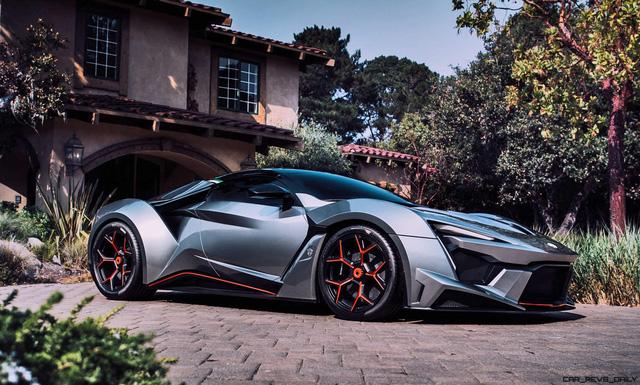 Giảm 1kg đắt hơn thêm 1 công suất: 10 dòng xe xuất sắc với khung thân thuần sợi carbon  - Ảnh 9.