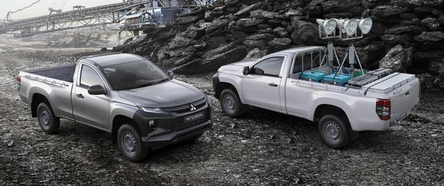 Mitsubishi Triton 2019 lột xác theo phong cách Xpander, sắp về Việt Nam  - Ảnh 7.
