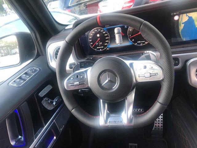 Soi chi tiết Mercedes-AMG G63 Edition 1 2019 đầu tiên vừa về Việt Nam - Ảnh 7.