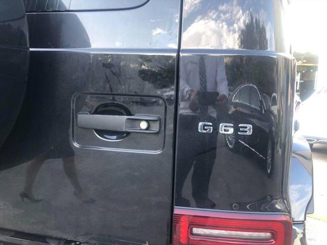 Soi chi tiết Mercedes-AMG G63 Edition 1 2019 đầu tiên vừa về Việt Nam - Ảnh 8.