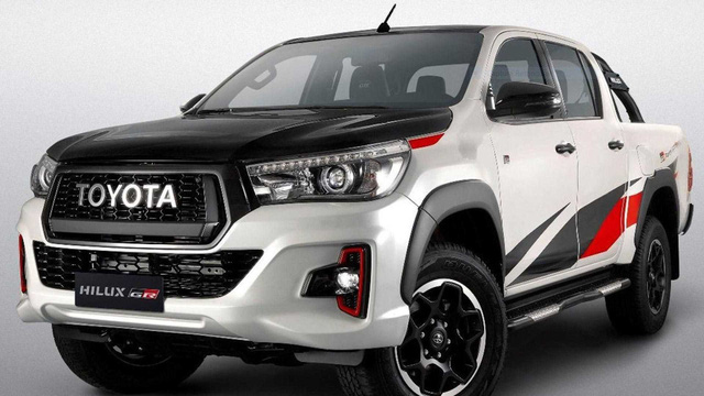 Khi có máu xe đua nhưng lỡ mua bán tải: Toyota Hilux Gazoo Racing là câu trả lời - Ảnh 1.