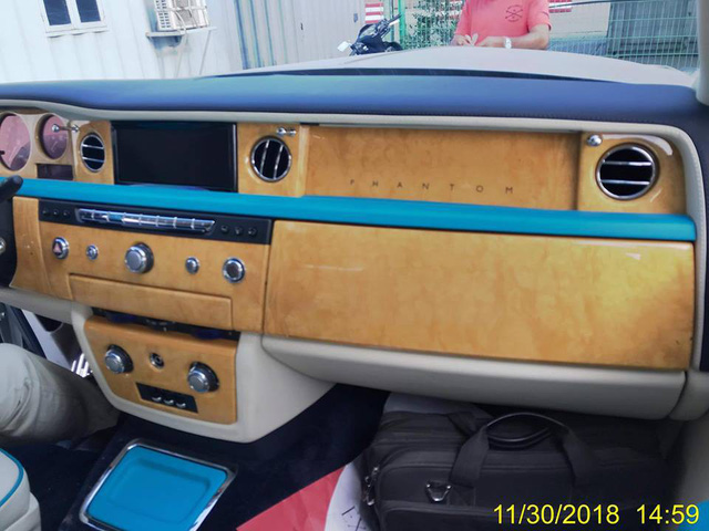 Rolls-Royce Phantom Series II sở hữu nội thất như của dân chơi Ả Rập về Việt Nam - Ảnh 5.