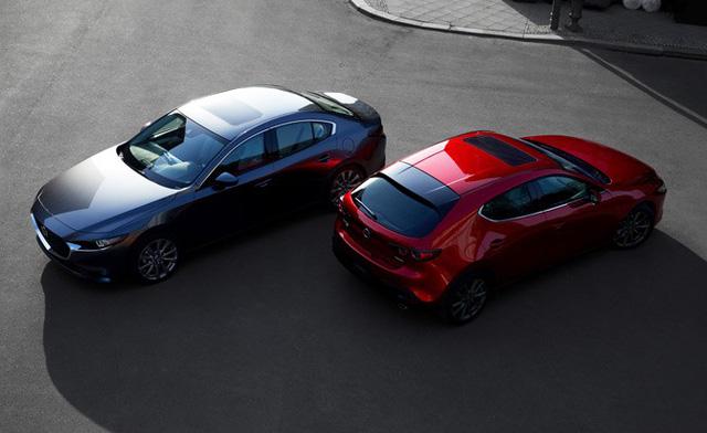 Mazda3 mới chính thức xác nhận dùng động cơ 2.0L đánh lửa không cần bugi SkyActiv-X - Ảnh 2.