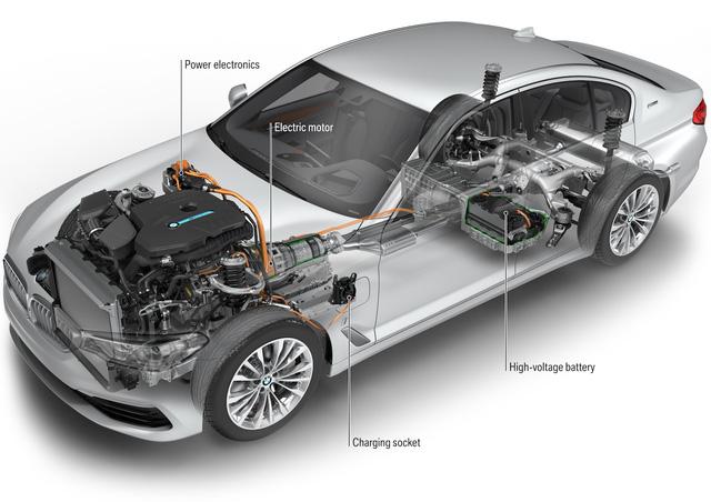 BMW 5-Series thế hệ mới với động cơ plug-in hybrid đầu tiên về Việt Nam - Ảnh 4.