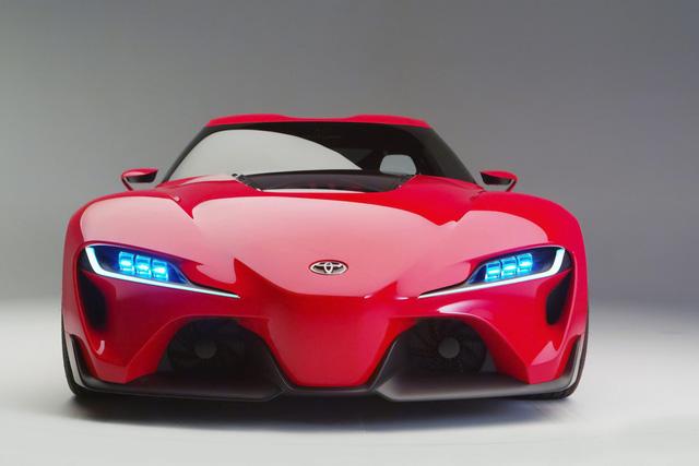 Toyota Supra 2020 hoàn chỉnh lộ mặt lần đầu tiên - Ảnh 2.