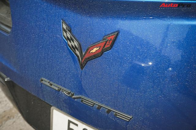 Chevrolet Corvette Z06 độc nhất Việt Nam của đại gia bitcoin - Ảnh 12.