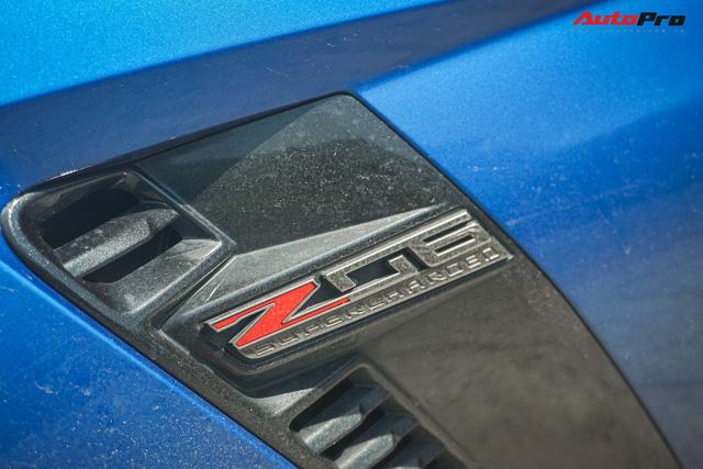 Chevrolet Corvette Z06 độc nhất Việt Nam của đại gia bitcoin - Ảnh 5.