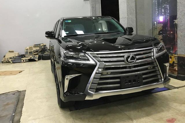 15 ngày lột xác Lexus LX570 2008 thành 2018 với 450 triệu đồng của dân chơi Việt - Ảnh 13.
