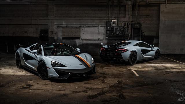 McLaren tung bộ sưu tập 6 chiếc 570S cùng lúc - Ảnh 2.