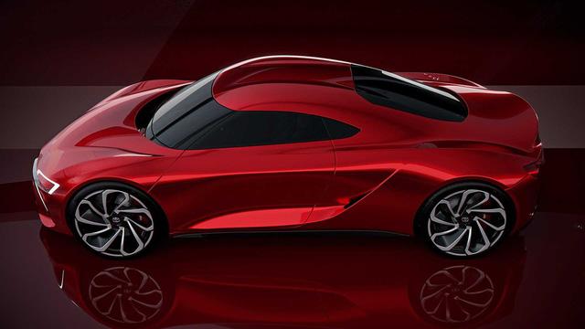 Nếu thật sự hồi sinh MR2, Toyota cần tham khảo ngay thiết kế này - Ảnh 6.