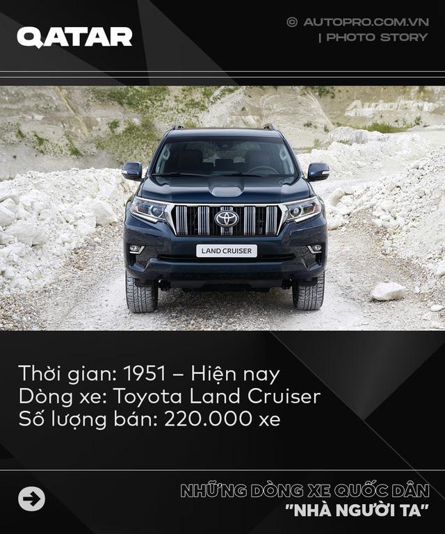 Trong lúc người Việt cuồng Toyota, các quốc gia khác cuồng xe gì? - Ảnh 11.