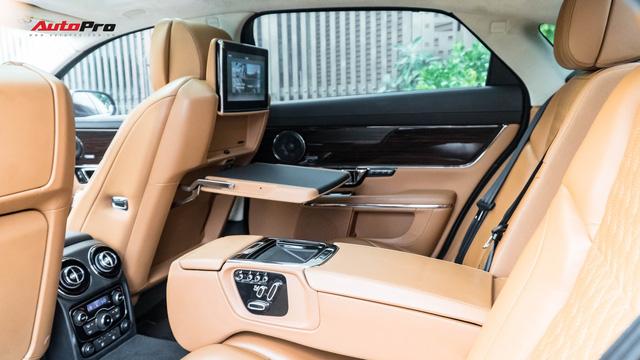 Kén khách, Jaguar XJL hạ giá hơn 1 tỷ đồng chỉ sau 20.000km để tìm chủ mới - Ảnh 14.