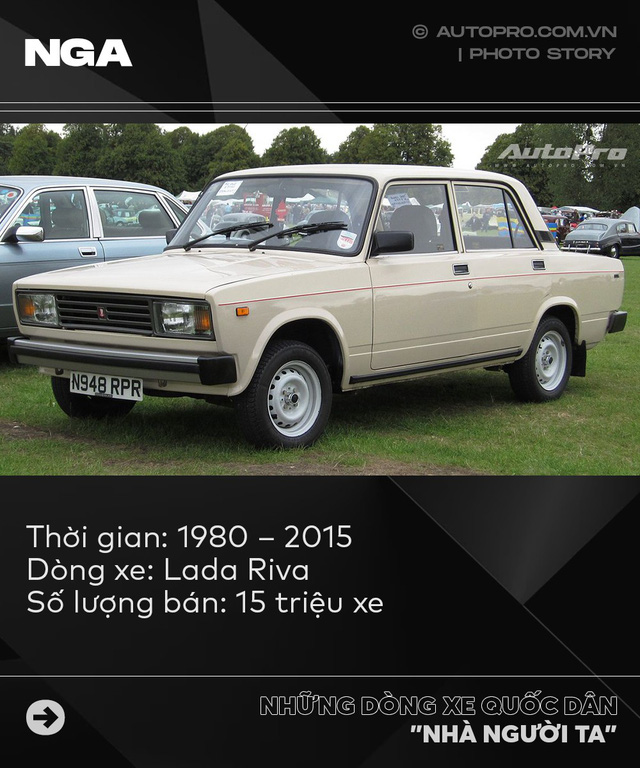 Trong lúc người Việt cuồng Toyota, các quốc gia khác cuồng xe gì? - Ảnh 3.