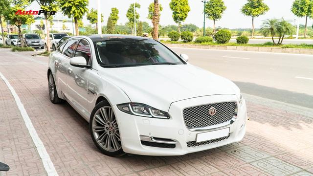 Kén khách, Jaguar XJL hạ giá hơn 1 tỷ đồng chỉ sau 20.000km để tìm chủ mới - Ảnh 3.