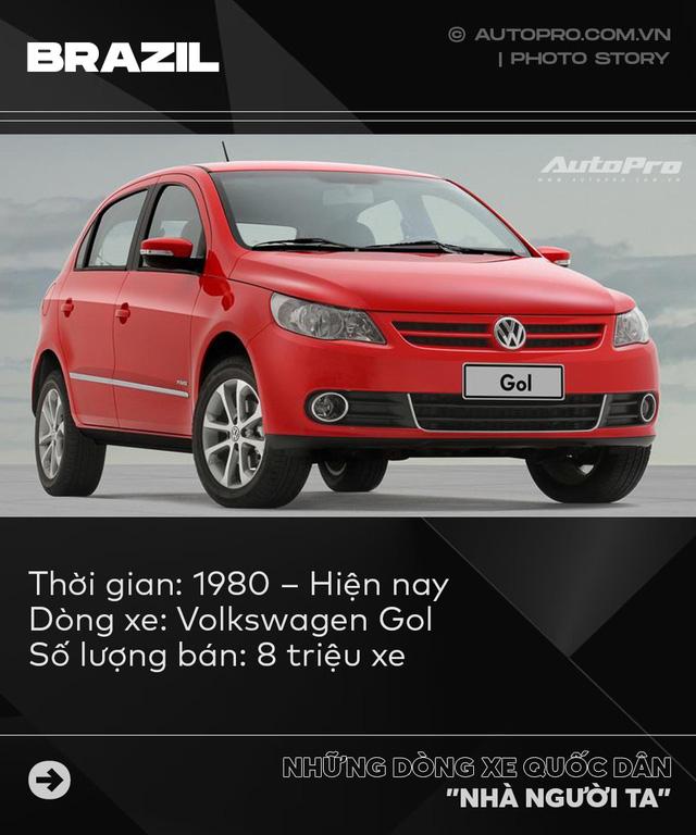 Trong lúc người Việt cuồng Toyota, các quốc gia khác cuồng xe gì? - Ảnh 4.
