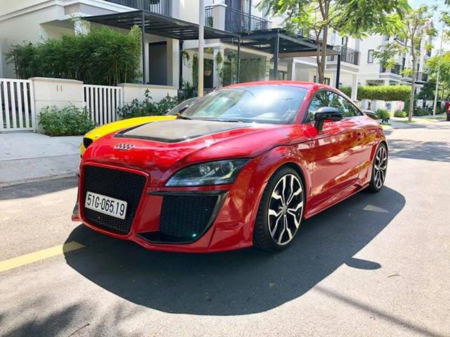 Audi TT độ kiểu Audi R8 bán lại với giá dưới 800 triệu đồng - Ảnh 1.