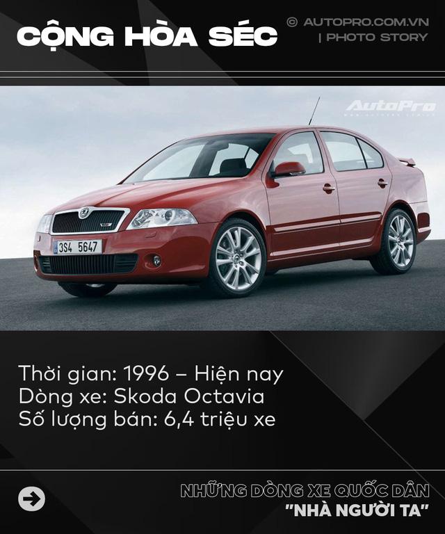Trong lúc người Việt cuồng Toyota, các quốc gia khác cuồng xe gì? - Ảnh 6.