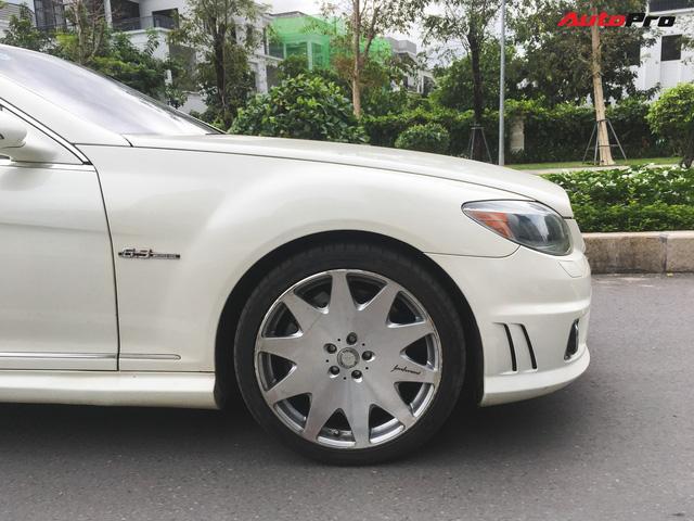 Bắt gặp Mercedes-AMG CL63 độc nhất Việt Nam thuộc sở hữu của đại gia cà phê - Ảnh 5.