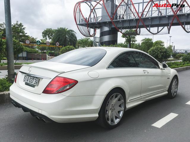 Bắt gặp Mercedes-AMG CL63 độc nhất Việt Nam thuộc sở hữu của đại gia cà phê - Ảnh 6.
