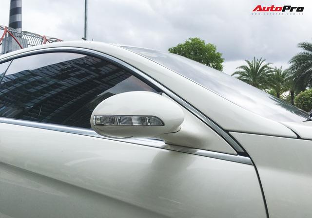 Bắt gặp Mercedes-AMG CL63 độc nhất Việt Nam thuộc sở hữu của đại gia cà phê - Ảnh 4.