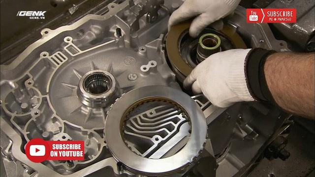 [Vietsub] Hộp số tự động của ô tô được sản xuất như thế nào? - Ảnh 18.
