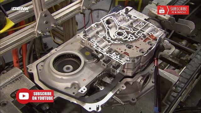 [Vietsub] Hộp số tự động của ô tô được sản xuất như thế nào? - Ảnh 26.