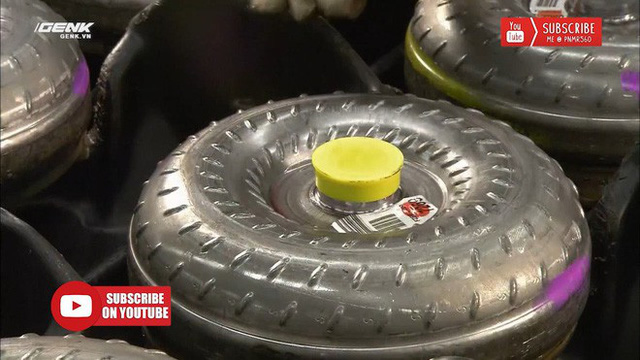 [Vietsub] Hộp số tự động của ô tô được sản xuất như thế nào? - Ảnh 33.