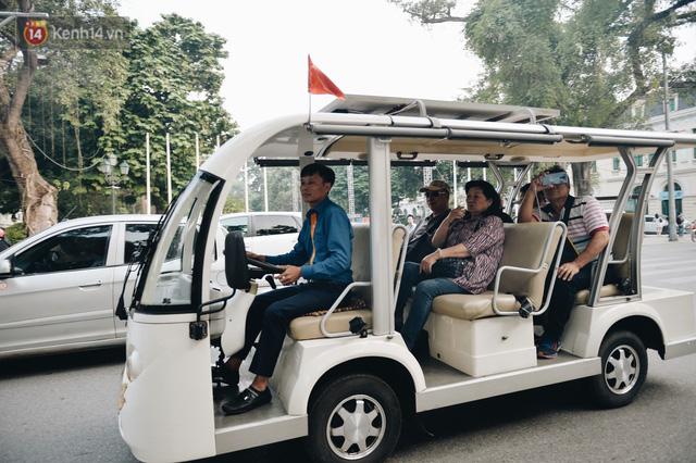 Dành 1 ngày vi vu Hà Nội: Chọn xích lô, ô tô điện hay buýt 2 tầng để tham quan Thủ đô? - Ảnh 5.