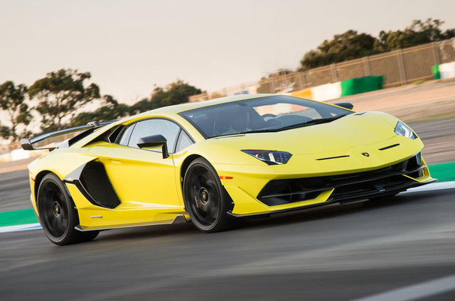 Aventador thế hệ mới đánh dấu kỷ nguyên V12 hybrid cho Lamborghini - Ảnh 3.