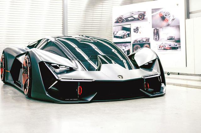 Aventador thế hệ mới đánh dấu kỷ nguyên V12 hybrid cho Lamborghini - Ảnh 1.