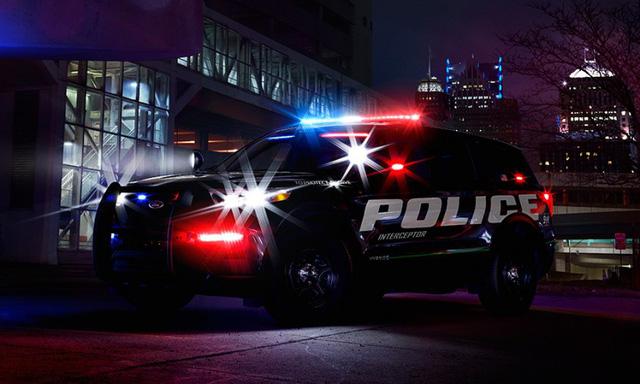 Ford chốt lịch ra mắt Explorer 2020 - Ảnh 1.