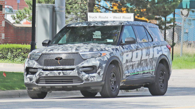 Ford chốt lịch ra mắt Explorer 2020