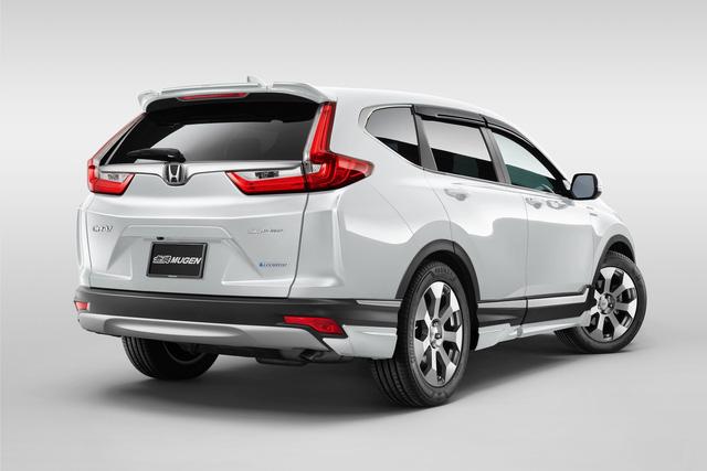 Hãng chuyên độ xe Honda giới thiệu bộ bodykit cực ngầu cho CR-V - Ảnh 2.