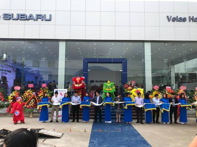 Subaru XV2.0i-S EyeSight 2019 lần đầu xuất hiện tại Việt Nam, cạnh tranh Mazda CX-5 - Ảnh 1.