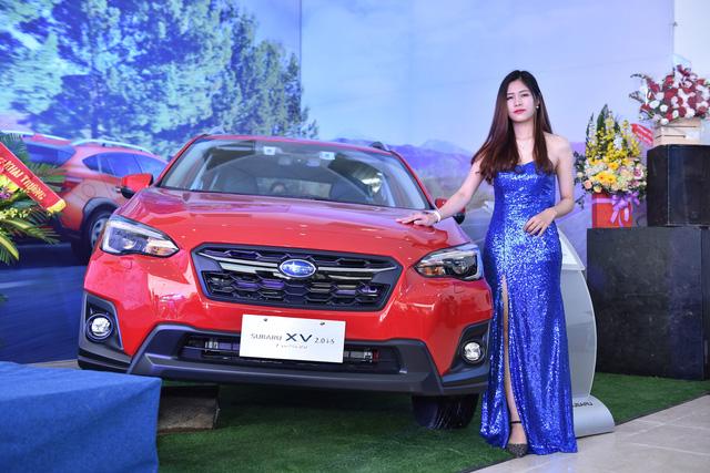 Subaru XV2.0i-S EyeSight 2019 lần đầu xuất hiện tại Việt Nam, cạnh tranh Mazda CX-5 - Ảnh 3.