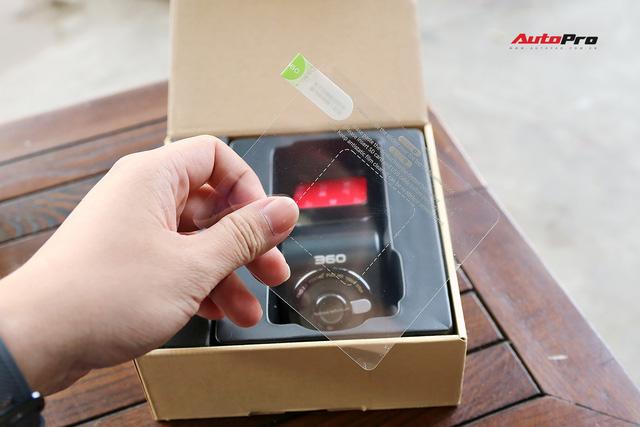 Trên tay camera hành hình Qihoo 360 G300 có thiết kế độc nhất vô nhị tại Việt Nam - Ảnh 5.