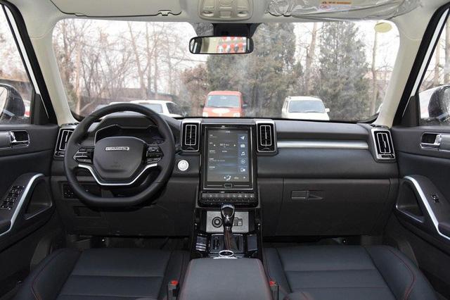 BAIC Q7 - SUV Trung Quốc thiết kế như Range Rover ra đại lý, giá dự kiến hơn 600 triệu đồng - Ảnh 3.