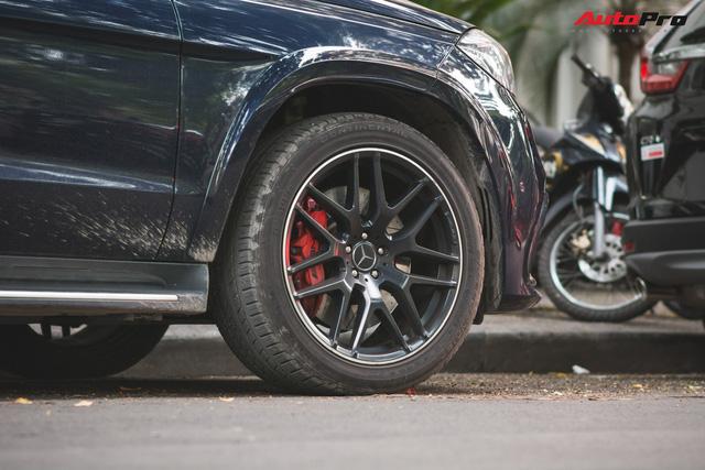 Hàng hiếm Mercedes-AMG GLS 63 4Matic của đại gia đất mỏ  - Ảnh 5.