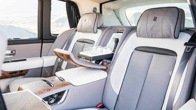 Mỗi người mua Cullinan có 7 chiếc xe khác: 5 sự thật thú vị xoay quanh Rolls-Royce Cullinan sau nửa năm ra mắt - Ảnh 3.