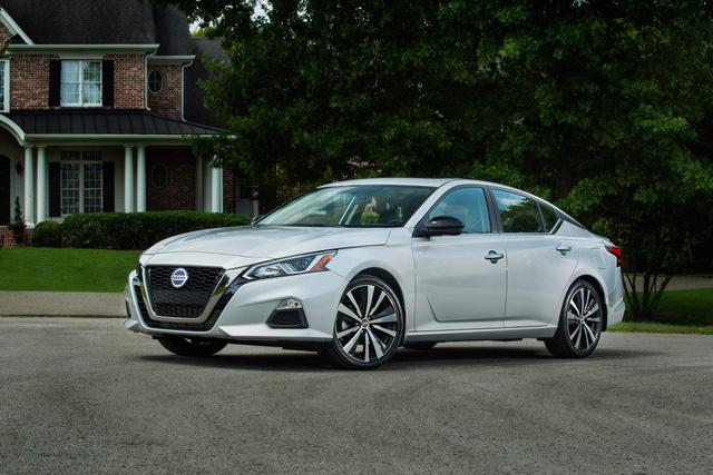 Đây là 10 mẫu sedan bán chạy nhất nước Mỹ trong năm 2018 - Ảnh 6.