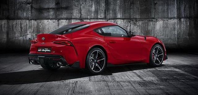 Toyota Supra bất ngờ lộ ảnh hoàn chỉnh đầu tiên - Ảnh 2.