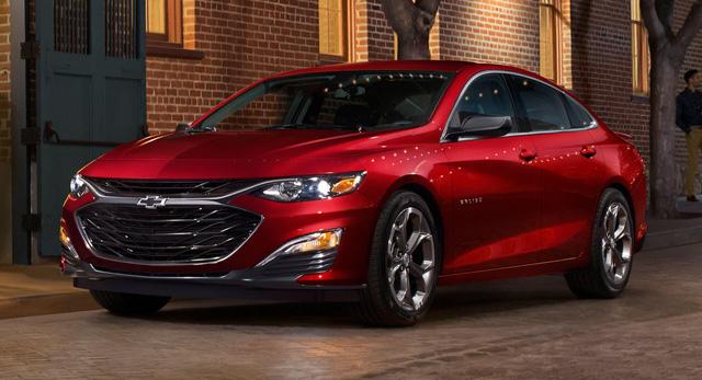 Đây là 10 mẫu sedan bán chạy nhất nước Mỹ trong năm 2018 - Ảnh 10.