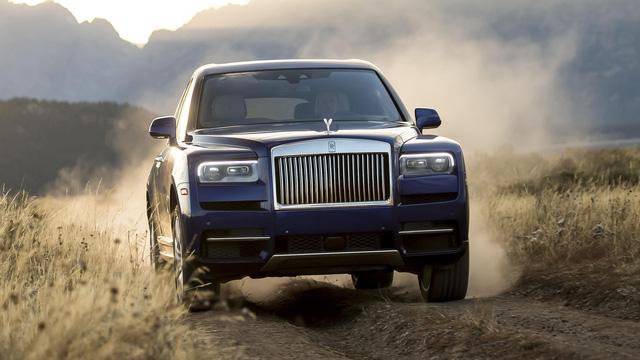 Mỗi người mua Cullinan có 7 chiếc xe khác: 5 sự thật thú vị xoay quanh Rolls-Royce Cullinan sau nửa năm ra mắt - Ảnh 5.