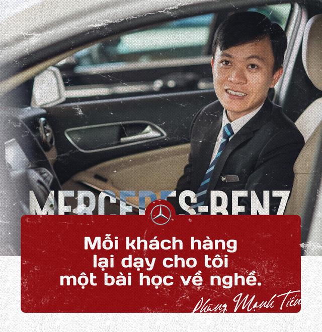 """Tư vấn bán hàng Mercedes-Benz: """"Cảm thấy xấu hổ khi bán xe sang cho người Việt"""" - Ảnh 4."""
