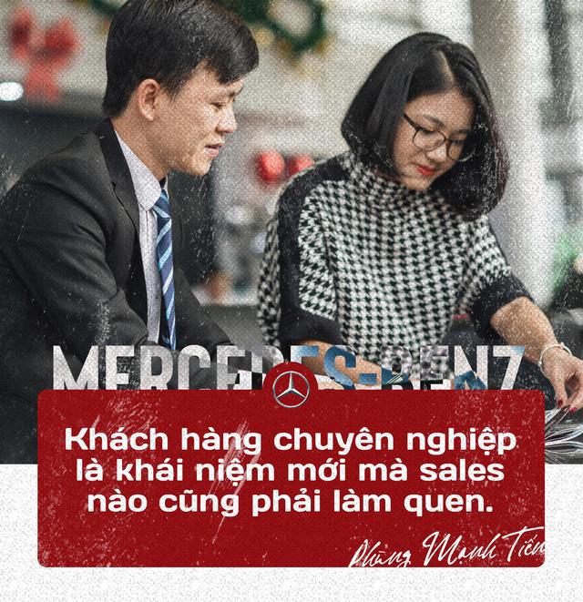 """Tư vấn bán hàng Mercedes-Benz: """"Cảm thấy xấu hổ khi bán xe sang cho người Việt"""" - Ảnh 8."""